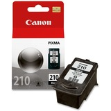 Canon PG-210 Original Ink Cartridge - Inkjet - 220 Pages - Black - 1 Each (2974B001)