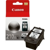 Canon PG-210XL High Capacity Black Ink Cartridge For PIXMA MP240 and MP480 Printers - Black - Inkjet - 401 Page - 1 Each