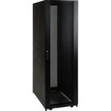 Tripp Lite 48U Rack Enclosure Server Cabinet Doors & Sides 3000lb Capacity - 23IN 48U (SR48UB)