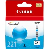 Canon CLI-221 Cyan Ink Cartridge | SDC-Photo