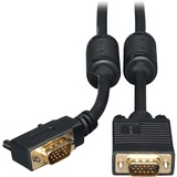 Tripp Lite Right Angle Monitor Cable with RGB Coax | SDC-Photo
