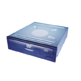 LITE-ON IHDS118 18x DVD-ROM Drive - DVD-ROM - 18x (DVD) - 48x (CD) - Serial ATA - Internal - Black - Bulk (IHDS118-04)