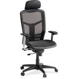 Lorell ErgoMesh Series High-Back Mesh Chair