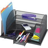 Safco 3252BL Desktop Organizer