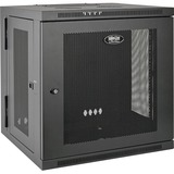 Tripp Lite 12U Wall Mount Rack Enclosure Server Cabinet Hinged Doors/Sides - 19IN 12U , Wall Mounted (SRW12US)