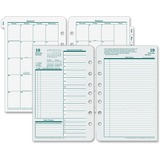 Franklin Covey Original Full Year Daily Planning Pages