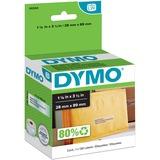 Dymo Clear Address Labels