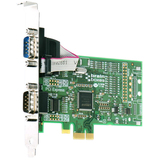 Brainboxes PX-257 2-Port PCI Express Serial Adapter