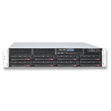 Supermicro SYS-6026T-URF SuperServer 6026T-URF Barebone System
