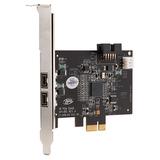 HP 2-port 1394b FireWire PCIe Card Adapter