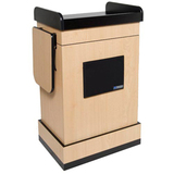 AmpliVox Multimedia Computer Lectern without Sound