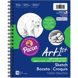 Pacon Art1st Sketch Diary - Letter