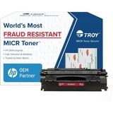 Troy Remanufactured MICR Toner Secure Cartridge Alternative For HP 53X (Q7553X)