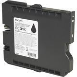 Ricoh Type GC 31K Regular Yield Black Print Cartridge