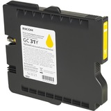 Ricoh Type GC 31Y Regular Yield Yellow Print Cartridge