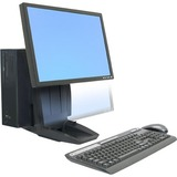 Ergotron Neo-Flex All-In-One Lift Stand - Up to 16lb - Up to 24IN LCD Monitor - Black (33-326-085)