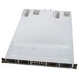 Intel Server System SR1670HVNA Barebone - Intel 5500 - Socket B - Xeon (Quad-core) - 192GB Memory Support - Gigabit Ethernet - 1U Rack