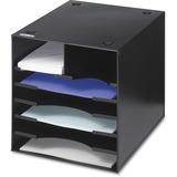 Safco Steel Compartment Desktop Organizer