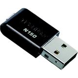 TRENDnet 150Mbps Mini Wireless N USB Adapter - USB - 150Mbps - IEEE 802.11n (draft)