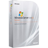 Microsoft Windows Server 2008 R2 Standard - 1 Server 5 CALs DVD Retail Package 64-Bit English