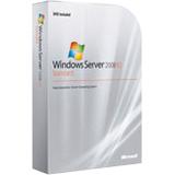 Microsoft Windows Server 2008 R2 Standard - 1 Server 5 CALs DVD Retail Package 64-Bit English