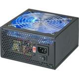 Coolmax 600W Blue LED Fan ATX Power Supply