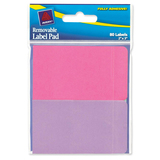 Avery Fully Adhesive Removable Label Pads, AVE22016