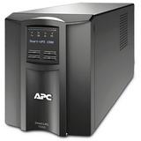 APC Smart-UPS 1500VA Tower UPS - 1500 VA/1000 W - 120 V AC - 6.70 Minute Stand-by Time - Tower - 8 x NEMA 5-15R (SMT1500)