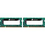 Corsair 8GB DDR3 SDRAM Memory Module - 8GB (2 x 4GB) - 1333MHz DDR3-1333/PC3-10600 - Non-ECC - DDR3 SDRAM - 204-pin S (CMSO8GX3M2A1333C9)