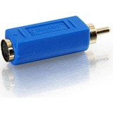 C2G Bi-Directional RCA to S-Video Adapter