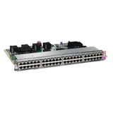 CISCO WS-X4648-RJ45-E 48-Port Switching Module