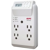 APC SurgeArrest Essential P4GC 4-Outlets Surge Suppressor | SDC-Photo