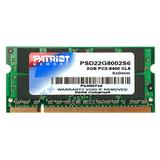 Patriot Memory Signature 2GB DDR2 SDRAM Memory Module | SDC-Photo