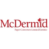 "Mcdermid Paper Converters Carbonless - 3 Ply (W/Y/P - B/J/R) 3"" x (3"") x 60 ft"