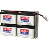 ABC Replacement Battery Cartridge #24 - Maintenance-free Lead Acid Hot-swappable