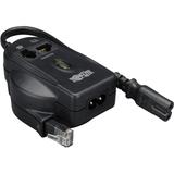 Tripp Lite ProtectIT TRAVELERC8 Surge Suppressor - 1 x IEC 320-C8 - 306 J - 240 V AC Input - 240 V AC Output