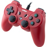 Nyko 83069 Game Pad - Cable - PlayStation 3 - 9 Cable - Force Feedback