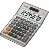 Casio MS-80S-S-IH Desktop Basic Calculator
