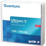 Quantum MR-L5MQN-02 WORM Data Cartridge - LTO-5 - WORM - 1.50 TB (Native) / 3 TB (Compressed)