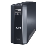 APC by Schneider Electric Back-UPS RS BR1000G 1000 VA Tower UPS - 1000 VA/600 W - 120 V AC - 7 Minute Stand-by Time - (BR1000G)