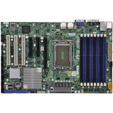 Supermicro H8SGL-F Server Motherboard - AMD Chipset - Socket G34 LGA-1944 - Retail Pack - ATX - 1 x Processor Support (MBD-H8SGL-F-O)
