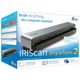 I.R.I.S. IRIScan Anywhere 2 Mobile Scanner