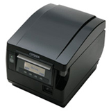 Citizen CT-S851 Thermal POS Arcode Printer 300MM Ethernet Interface Black Pne Sensor