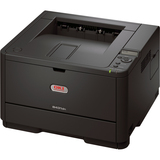 Oki B431DN LED Printer - Monochrome - 1200 x 1200 dpi Print - Plain Paper Print - Desktop | SDC-Photo