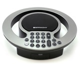 Spracht Conference Phone - Silver - 1 x Phone Line - Speakerphone