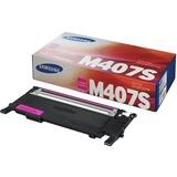 Samsung CLT-M407S Original Toner Cartridge - Magenta - Laser - 1000 Page