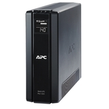 APC by Schneider Electric Back-UPS RS BR1300G 1300 VA Tower UPS - 1300 VA/780 W - 120 V AC - 4 Minute Stand-by Time - (BR1300G)