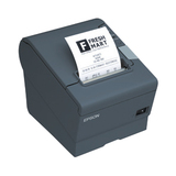 Epson TM-T88V Direct Thermal Printer - Monochrome - Desktop - Receipt Print - 3.15IN Print Width - 11.81 in/s Mono - (C31CA85834)