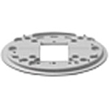Axis Communications 5502-401 Mounting Plate