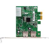 Transcend TS-PDU3 2-port PCI Express USB Adapter | SDC-Photo